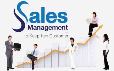 Sales Management to  Keep Key Customer