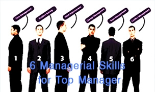 6 Managerial Skills for Top Manager ©