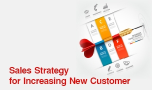 Sales Strategy for Increasing New Customer ©