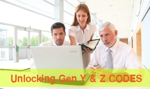 Unlocking Gen Y & Z CODES ©